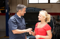 Car MOT for just £35