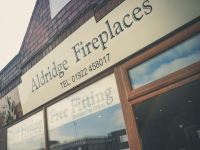 50% OFF ALL GAS OR ELECTRIC FIRES AND FREE FITTING FOR 3 DAYS ONLY!
