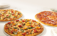 FREE pizza and book of Domino's pizza discount vouchers for anyone who buys, sells or rents a property