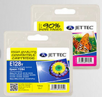 Jet Tec Epson re manufactured Cartridges.