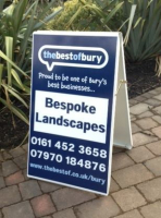BESPOKE A BOARDS JUST £95 + VAT