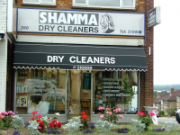 4 Trousers Dry Cleaned for £14.50 + Shirts for £1 each