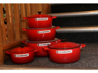25% off Le Creuset Cast Iron Cookware