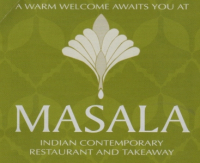 20% OFF all collected orders over £10 at Masala