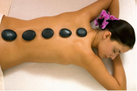 HOT STONE BACK MASSAGE at Tranquil Moments only £25