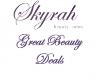 Great Offers on treatments with Alex until end of October at Skyrah Beauty @SkyrahBeauty