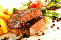 Mid Week 2 Course Steak Special at L'Experience! Now ONLY £15!