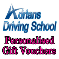 Celebration Gift Vouchers for learning to drive