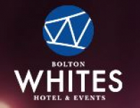 Book a dinner for 50 people and receive complimentary room hire from Bolton Whites Hotel!