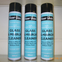 FREE Glass cleaner @ Fraser Glaze