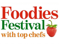 Brighton Foodies Festival 241 Ticket Offer - May - Hove Lawns