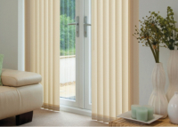 15% DISCOUNT ON  VERTICAL BLINDS