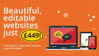 Get on-line for as little as £449!
