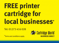 Free Trial Cartridge from Cartridge World Portslade