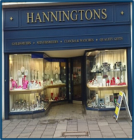 20% off eveything at Hanningtons Jewellers this Black Friday