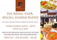 Special Sunday Buffet
