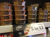 Cesar 5 for £3 at Twinpet