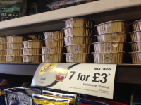 Sheba 7 for £3 at Twinpet