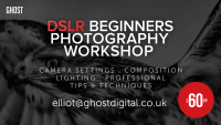 DSLR Beginners Photography Workshop
