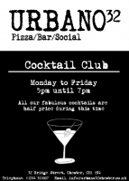 Cocktail Club - Half Price Cocktails*