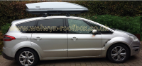 50% off Roofbox Hire in November