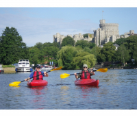 '2 for 1' One Hour Windsor Kayak Taster Tour