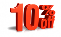 10% Off for thebestofleicester customers