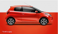 CITROEN C1 FROM JUST £135 PER MONTH