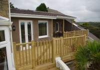 15% OFF Your New Garden Decking