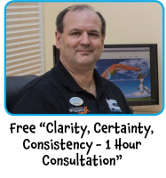 "FREE ""Clarity, Certainty, Consistency - 1 Hour Consultation"" from Unity Body MOT @UnityBodyMOT"