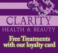 Free Treatments - Clarity Health & Beauty Loyalty Card Saving