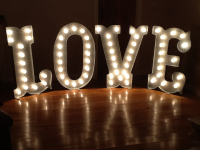 LOVE lights special price! SAVE 25%