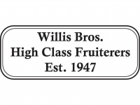 FREE DELIVERY OF FRUIT AND VEG WITH WILLIS BROS.