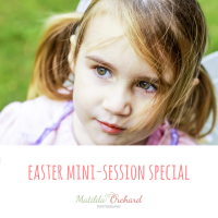 Easter mini session special