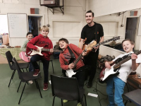 TWO FREE lessons with Clive's Music School