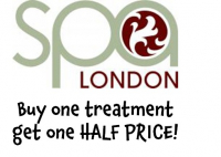 Buy Any Treatment and get a Second One Half Price @spalondon