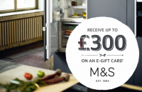 £300 M&S Gift Card