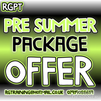 PRE SUMMER TRANSFORMATION PACKAGE @rglazier89
