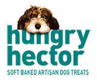 'Hungry Hector' fresh baked dog treats now back in stock!