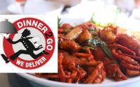 Get 20% off your GARS Chinese Take-Away on Sundays & Mondays