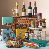 "Free  Fortnum & Mason ""Mayfair"" Hamper"