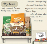 Natural Healthy Dog Food - 10% OFF