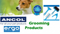 10% off all Ancol Dog Grooming Products - For the Animal in your Life