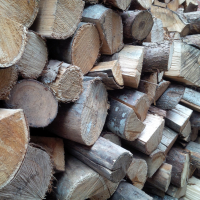 SUMMER LOGS-Woodburner, BBQ, Chiminea