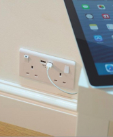 5 USB Sockets only £125 saving you £25 from A Thompson Electrical!