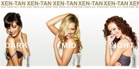 50% OFF ALL XEN TAN PRODUCTS
