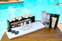 Book a Sothys Signature Facial at ProNails Wales and receive a FREE GORGEOUS SOTHYS HOLIDAY BAG & DISCOVERY SET!