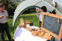 FREE homemade bread rolls or loaf with events catering booked before the 30th of June