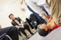 Level 3 First Aid at Work - 3 day course - 8th - 10th June