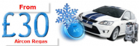 Save up to £15 per car on Aircon check & Regas